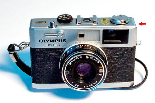 Olympus 35 RC Rangefinder front view