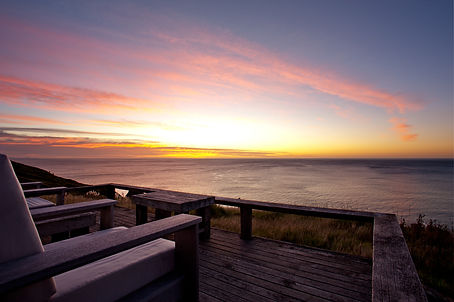 Dawn at Mahia Peninsula, New Zealand
