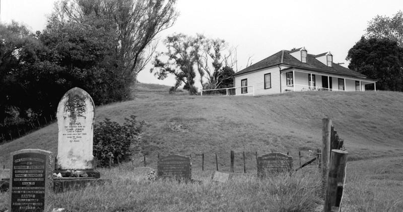 Mangungu Mission & cemetery