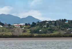 Rawene Hospital on the Hill