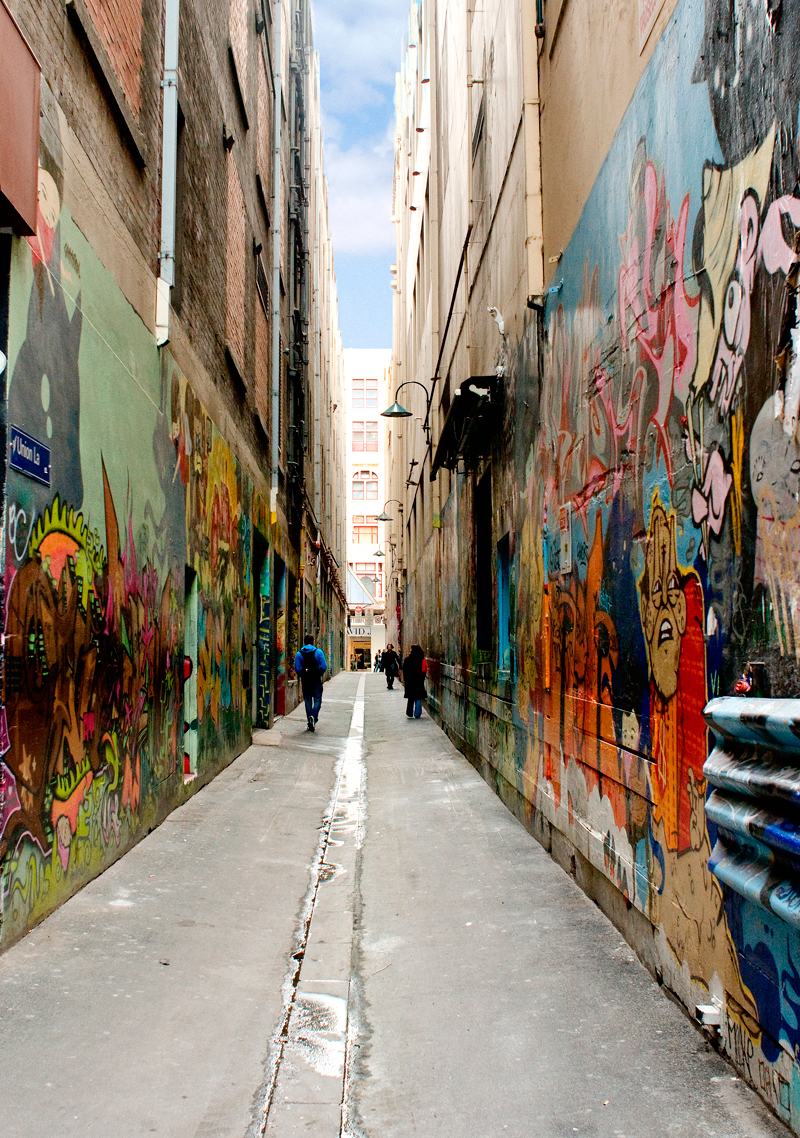 Union Lane Melbourne
