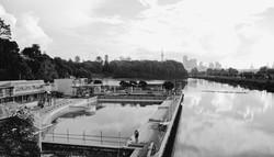 Parnell Baths, Judges Bay