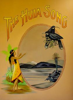 Eastland NZ The Huia Song