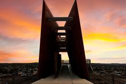 Broken Hill Miners' Memorial