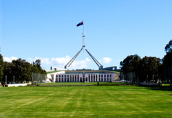 Parliament Buildings Canberra