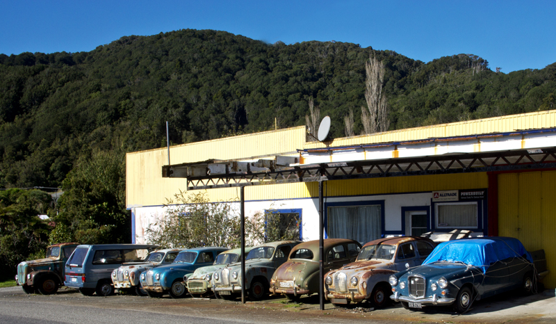 Austin Garage Westport