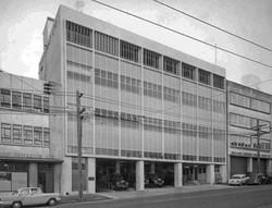 ABDonald Building Hobson St Auckland