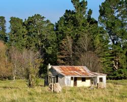 Mt Cook cottage
