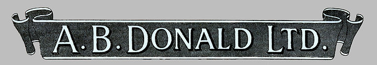 ABDonald Ltd trade mark