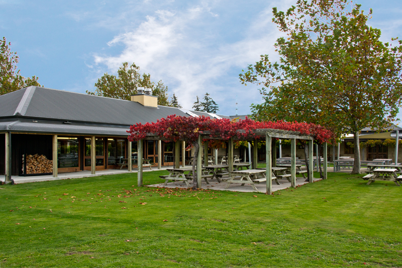 Wairau River Winery lunch