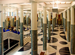 Parliament Buildings Foyer Canberra