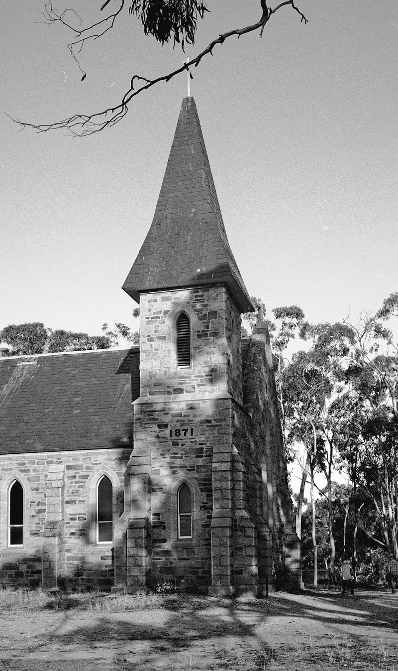 Church near Dunolly