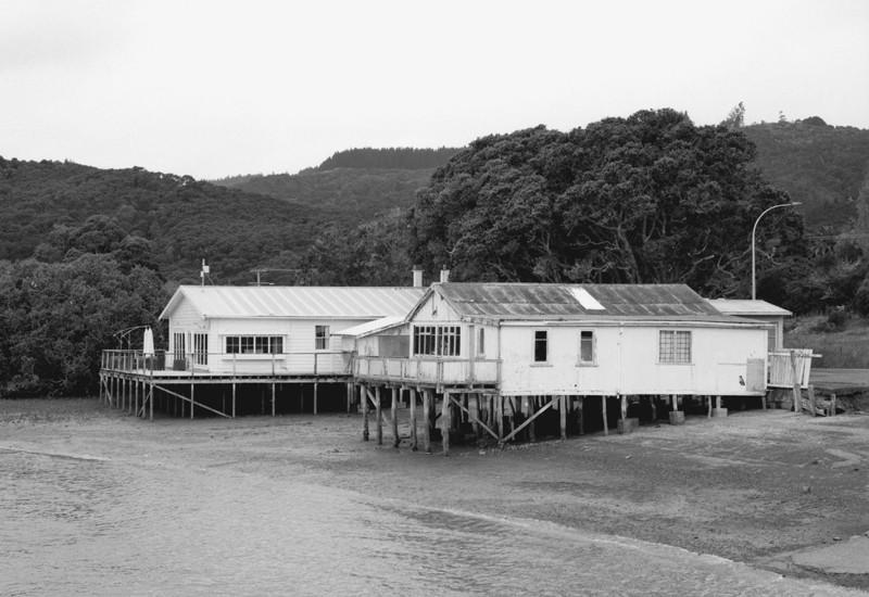 Horeke stilt houses