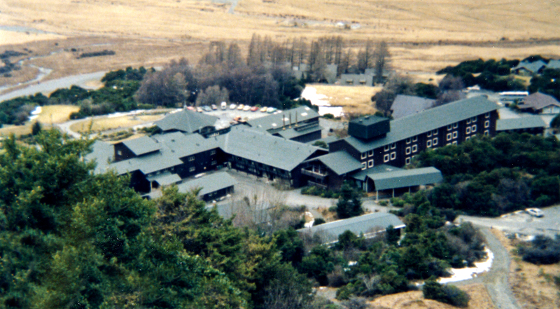 Mt-CookHermitage1980s