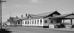Oamaru Train Station
