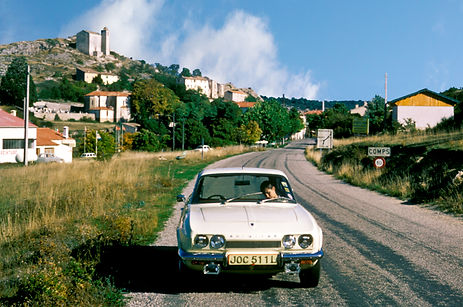 Reliant Scimitar GTE SE5A in Comps France