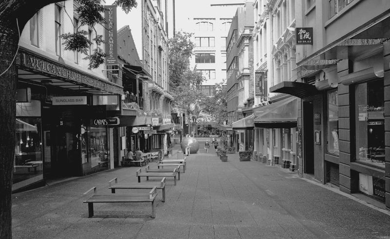 Vulcan Lane, Auckland CBD