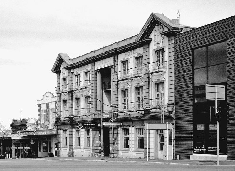 Dominion Hotel Timaru