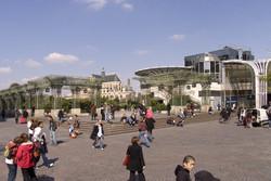 Les Halles Paris