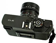 Minolta CLE Rangefinder