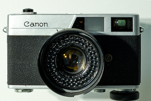 Canon Canonet SE, 45mm F1.9 Canon lens S#700210