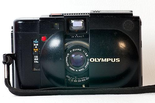 Olympus XA rangefinder S#3585897