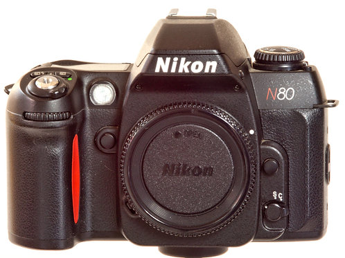 Nikon N80 35mm analogue SLR