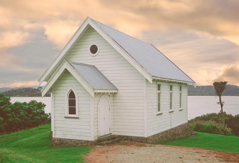 Mangungu Methodist Church  HokiangaNorthlandN