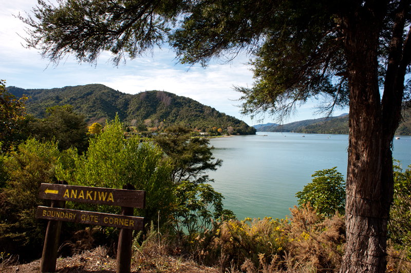 Anakiwa Marlborough Sounds