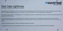 Maritime NZ East Cape Lighthouse
