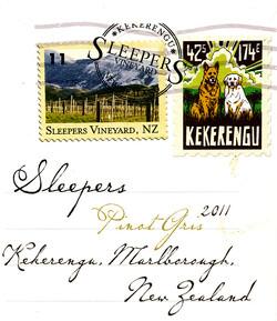 Sleepers Vineyard Kekerengu