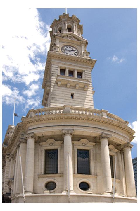Auckland City Town Hall
