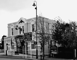 Geraldine former Post Office