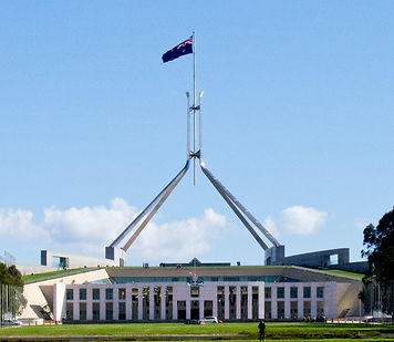 Parliament Buildings, Canberra, ACT