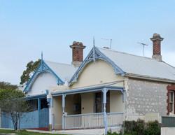 Fremantle George Street villas