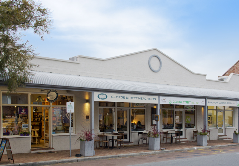 Fremantle George Street food store