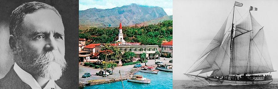 ABDonaldEsq, Donald Tahiti, Tiare Taporo