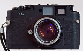 Voigtlander R3A Rangefinder Camera