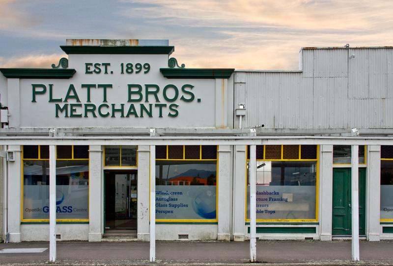 Opotiki Eastland Platt