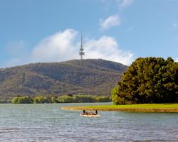 Telstra Tower Black Mountain