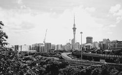 AucklandCBDfromHopetounStreet