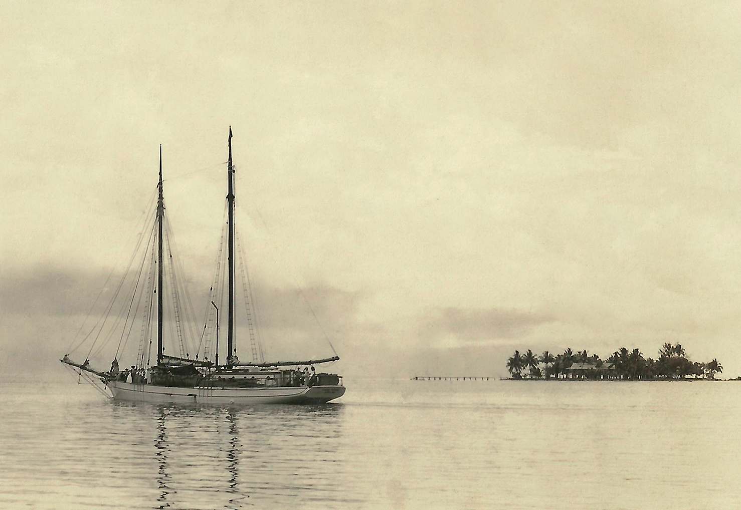 Tiare Taporo in Marquesas Is 1930s
