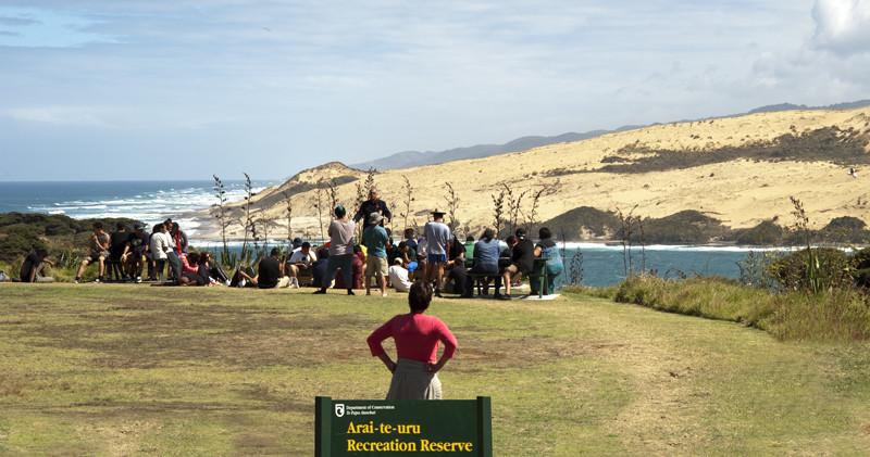 Hokianga Arai te uru Northland NZ
