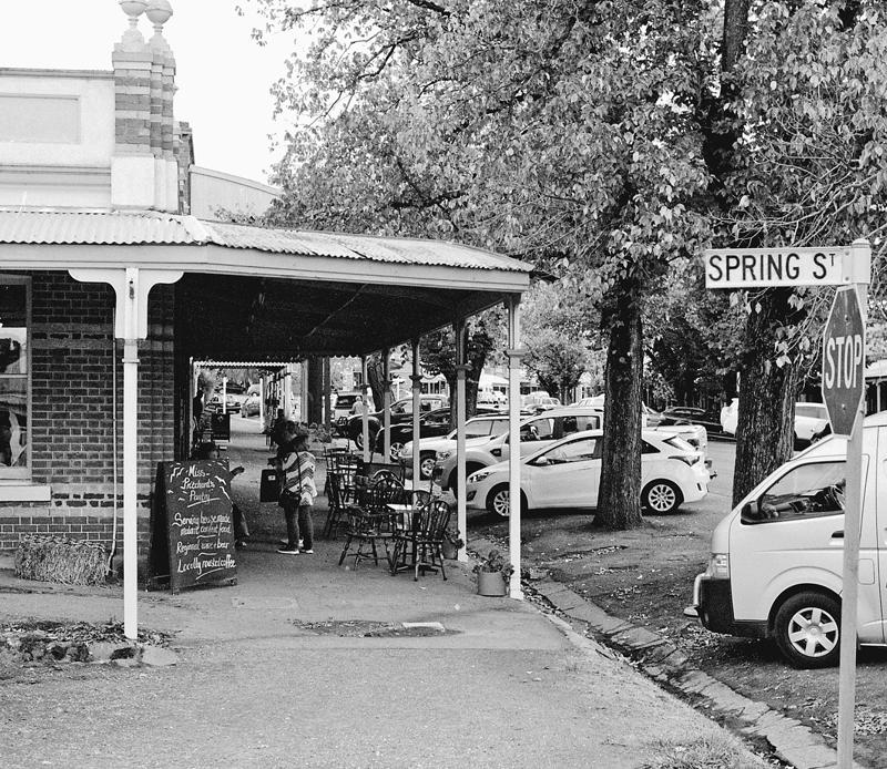 Maldon, Spring Street