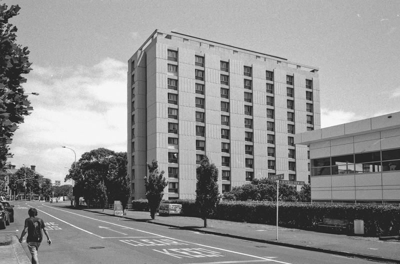 Former Nurses Home, Park Rd Auckland