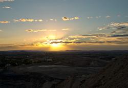 Broken Hill dawn