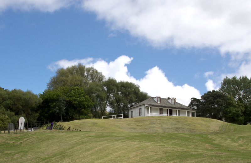 Maungungu Mission House