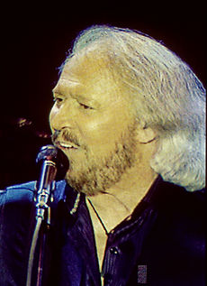 Barry Gibb at The Mission Hawkes Bay