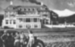 Chateau Tongariro 1945