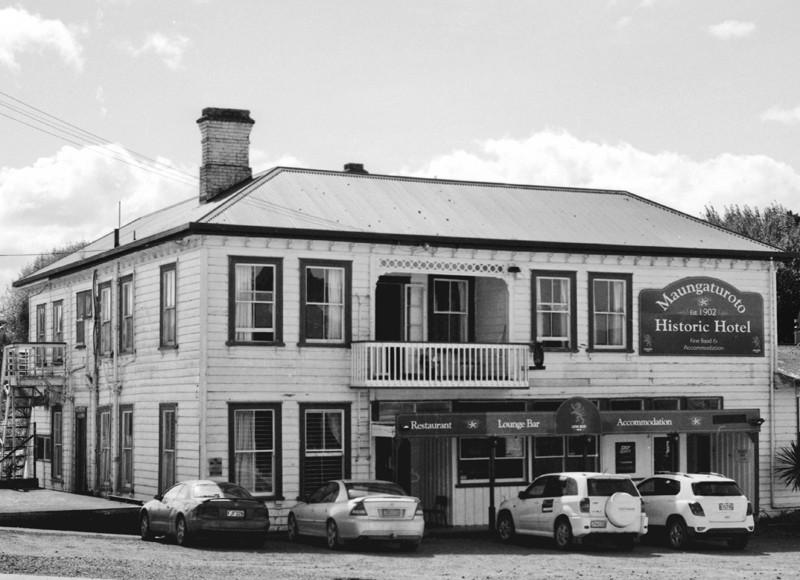 Maungatoroto hotel